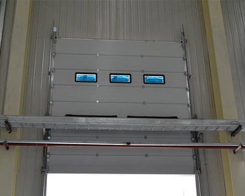 工业电动提升门