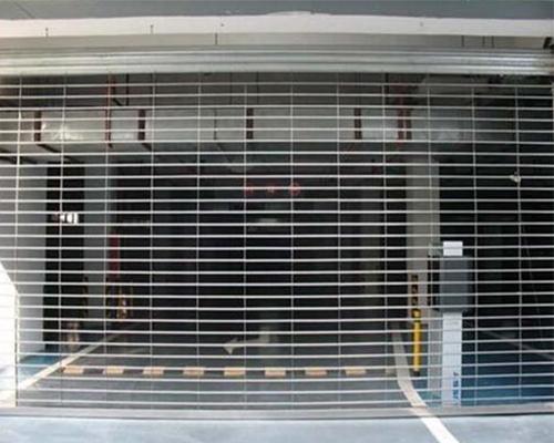 银行专用卷帘门