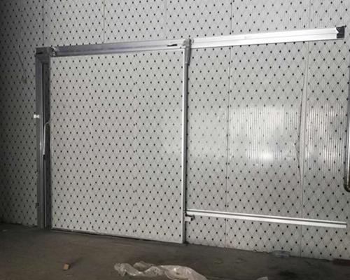 不锈钢冷库门